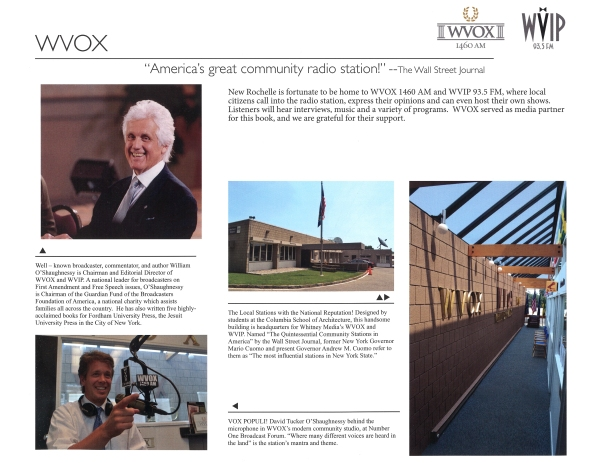 WVOX Book Layout